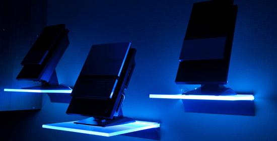 Półki LED zastosowanie
