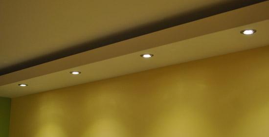 Żarówki LED w kuchni
