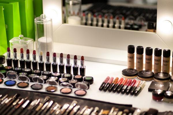 lustro dla makijażystów