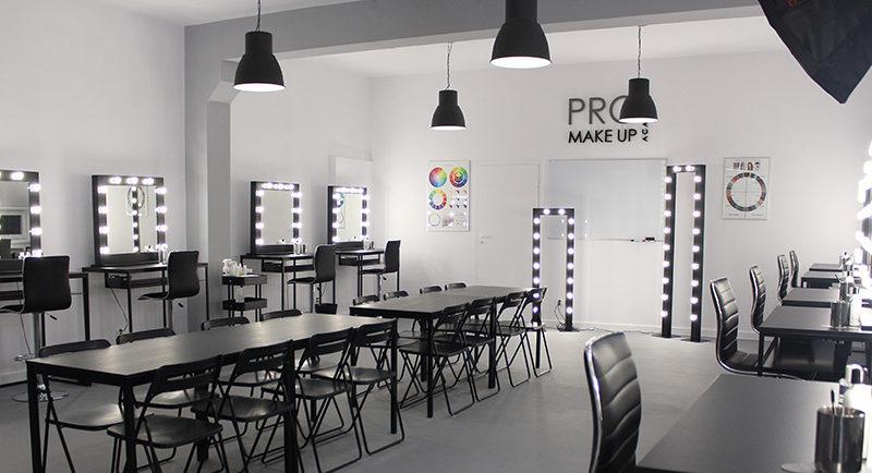 szkoła do wizażu pro makeup academy, o której Daniel Sobieśniewski wspomina w wywiadzie
