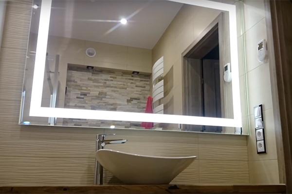 Lustro Z Oświetleniem Led Do łazienki Inspiracje Blog