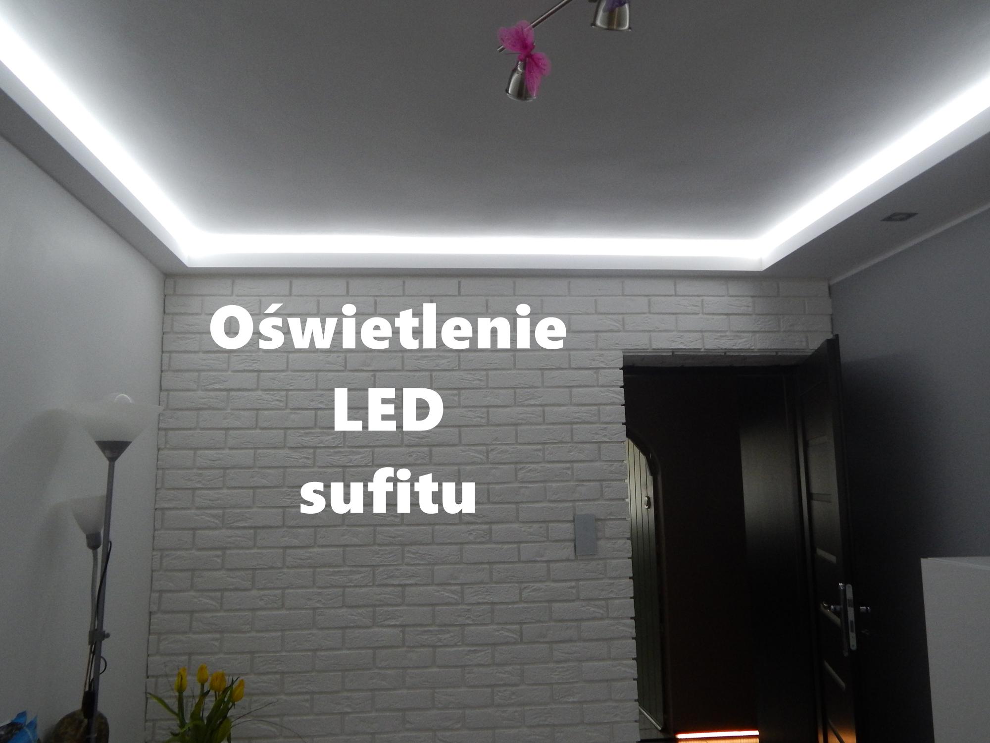 Oświetlenie Led Sufitu Blog Soledpl